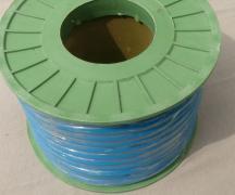 Бензошланг 4мм резиновый (синий)