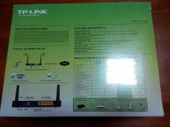 Беспроводной маршрутизатор TP-Link TL-WR1042ND