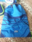 Школьный рюкзак Hama Step By Step Soccer Blue BaggyMax новые